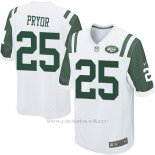 Camiseta New York Jets Pryor Blanco Nike Game NFL Nino