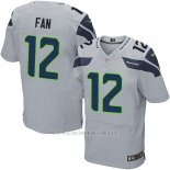 Camiseta Seattle Seahawks Fan Apagado Blanco Nike Elite NFL Hombre