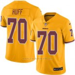Camiseta Washington Redskins Huff Amarillo Nike Legend NFL Hombre