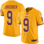 Camiseta Washington Redskins Jurgensen Amarillo Nike Legend NFL Hombre