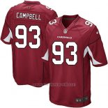 Camiseta Arizona Cardinals Campbell Rojo Nike Game NFL Nino