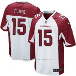 Camiseta Arizona Cardinals Floyd Blanco Rojo Nike Game NFL Nino