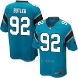 Camiseta Carolina Panthers Butler Lago Azul Nike Game NFL Hombre
