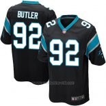 Camiseta Carolina Panthers Butler Negro Nike Game NFL Hombre