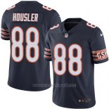 Camiseta Chicago Bears Housler Profundo Azul Nike Legend NFL Hombre
