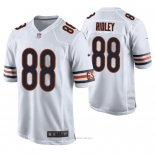 Camiseta NFL Game Hombre Chicago Bears Riley Ridley Blanco