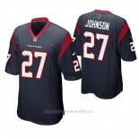 Camiseta NFL Game Hombre Houston Texans Duke Johnson Azul