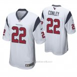Camiseta NFL Game Hombre Houston Texans Gareon Conley Blanco
