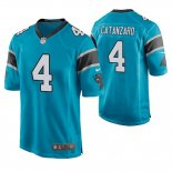 Camiseta NFL Game Hombre Panthers Chandler Catanzaro Azul