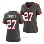 Camiseta NFL Game Mujer Buffalo Bills Ronald Jones Ii Gris