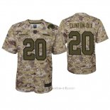 Camiseta NFL Game Nino Washington Redskins Ha Ha Clinton-Dix Camuflaje 2018 Salute To Service