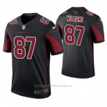 Camiseta NFL Legend Hombre Arizona Cardinals Maxx Williams Negro Color Rush