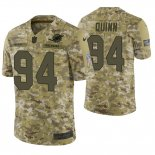 Camiseta NFL Limited Hombre Camo Robert Quinn 2018 Salute To Service Jersey