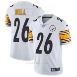 Camiseta NFL Limited Hombre Pittsburgh Steelers 26 Bell Blanco