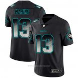 Camiseta NFL Limited Miami Dolphins Marino Smoke Fashion Negro