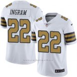 Camiseta New Orleans Saints Ingram Blanco Nike Legend NFL Hombre