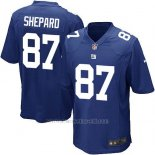 Camiseta New York Giants Shepard Azul Nike Game NFL Nino
