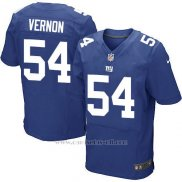 Camiseta New York Giants Vernon Azul Nike Elite NFL Hombre