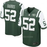 Camiseta New York Jets Harris Verde Nike Game NFL Nino