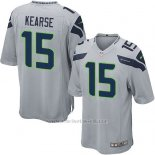 Camiseta Seattle Seahawks Kearse Gris Nike Game NFL Nino