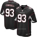 Camiseta Arizona Cardinals Campbell Negro Nike Game NFL Nino
