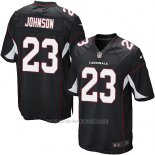 Camiseta Arizona Cardinals Johnson Negro Nike Game NFL Nino2