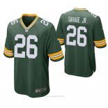 Camiseta NFL Game Hombre Green Bay Packers Darnell Savage Jr. Verde