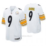 Camiseta NFL Game Hombre Pittsburgh Steelers Chris Boswell Blanco