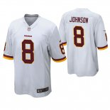 Camiseta NFL Game Hombre Redskins Josh Johnson Blanco