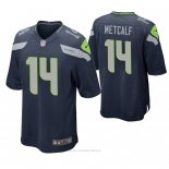 Camiseta NFL Game Hombre Seattle Seahawks D.k. Metcalf Azul