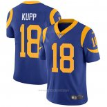Camiseta NFL Game Los Angeles Rams 18 Cooper Kupp Alternate Azul