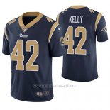 Camiseta NFL Limited Hombre St Louis Rams John Kelly Navy Vapor Untouchable