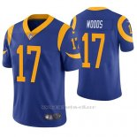 Camiseta NFL Limited Hombre St Louis Rams Robert Woods Azul Vapor Untouchable