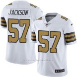 Camiseta New Orleans Saints Jackson Blanco Nike Legend NFL Hombre