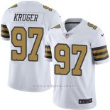 Camiseta New Orleans Saints Kruger Blanco Nike Legend NFL Hombre