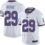 Camiseta New York Giants Berhe Blanco Nike Legend NFL Hombre