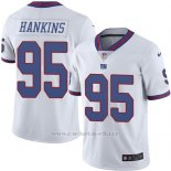 Camiseta New York Giants Hankins Blanco Nike Legend NFL Hombre