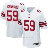Camiseta New York Giants Kennard Blanco Nike Game NFL Nino