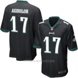 Camiseta Philadelphia Eagles Agholor Negro Nike Game NFL Hombre