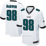 Camiseta Philadelphia Eagles Barwin Blanco Nike Game NFL Hombre