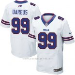 Camiseta Buffalo Bills Dareus Blanco Nike Elite NFL Hombre