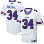 Camiseta Buffalo Bills Thomas Blanco Nike Elite NFL Hombre