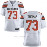Camiseta Cleveland Browns Thomas Blanco Nike Elite NFL Hombre