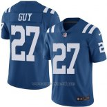 Camiseta Indianapolis Colts Guy Azul Nike Legend NFL Hombre