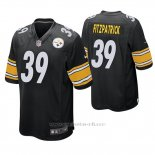 Camiseta NFL Game Hombre Pittsburgh Steelers Minkah Fitzpatrick Negro