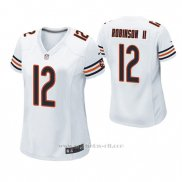 Camiseta NFL Game Mujer Chicago Bears Allen Robinson Blanco