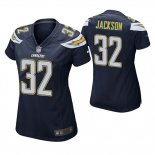 Camiseta NFL Game Mujer San Diego Chargers Justin Jackson Azul
