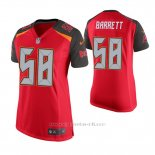 Camiseta NFL Game Mujer Tampa Bay Buccaneers Shaquil Barrett Rojo