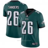Camiseta NFL Game Philadelphia Eagles 26 Miles Sanders Midnight Verde