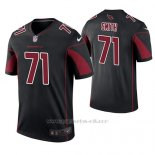 Camiseta NFL Legend Hombre Arizona Cardinals Andre Smith Negro Color Rush